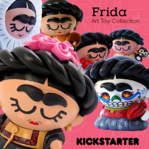 Favoritoys - Frida Kahlo Campaign