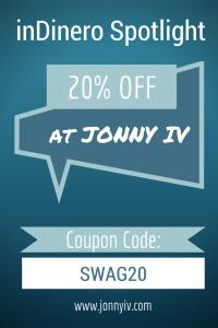 JONNY IV Spotlight Discount