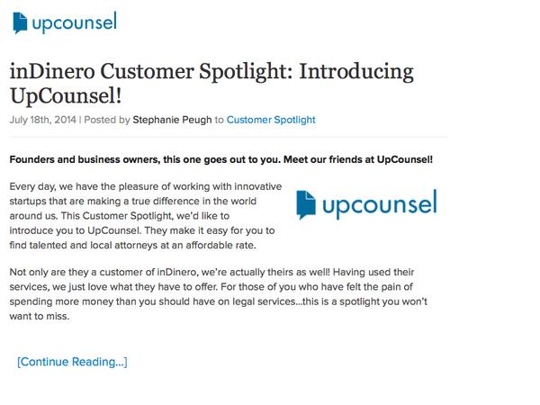 Meet UpCounsel