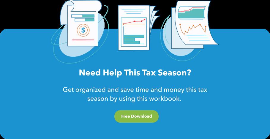 Get the inDinero tax workbook